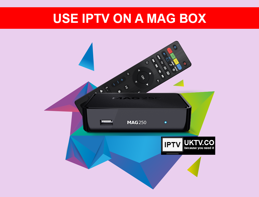 how to set up mag box for iptv