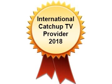 International catch up tv provider 2018