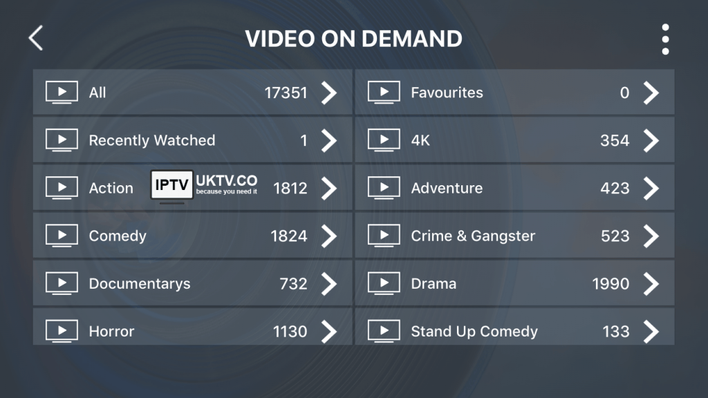 How to watch video on demand vod for uktv channels whilst abroad.